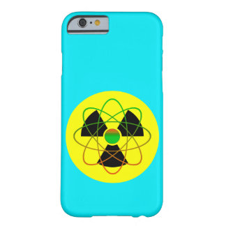 Radiation Atom iPhone 6/6s,  Phone Case