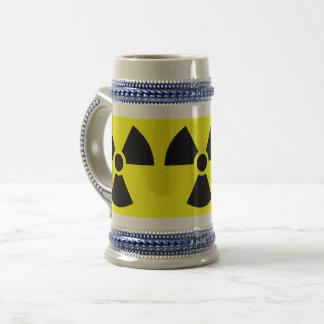 Radiation Gray /Blue 22 oz Stein