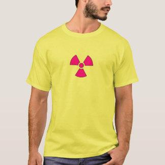 Radiation Hazard Symbol T-Shirt
