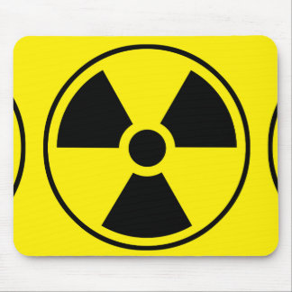 RADIATION MOUSE PADS