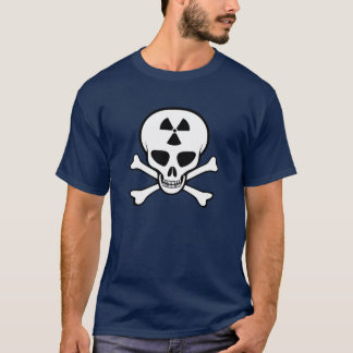 Radiation Skull T-Shirt