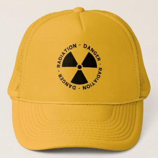 Radiation Symbol Cap