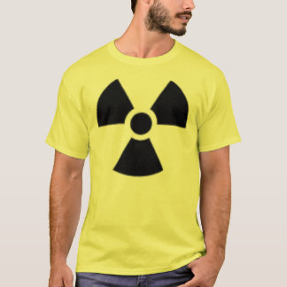 Radiation Symbol T-Shirt