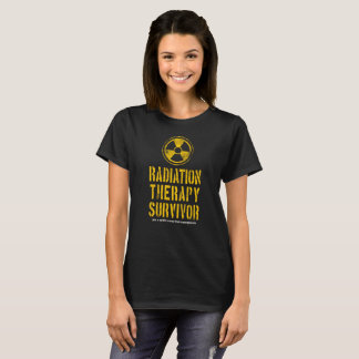 Radiation Therapy Survivor T-Shirt