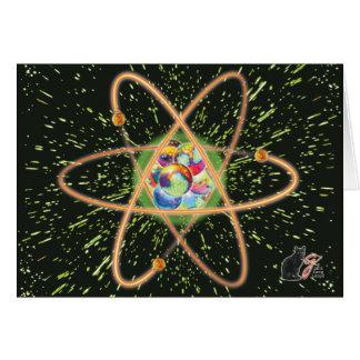 Radical Atomic Card