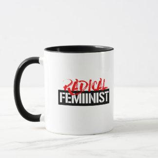 Radical Feminist --  Mug