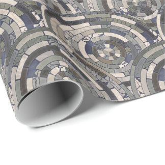 Radical Mosaic Tiles 1B Wrapping Paper