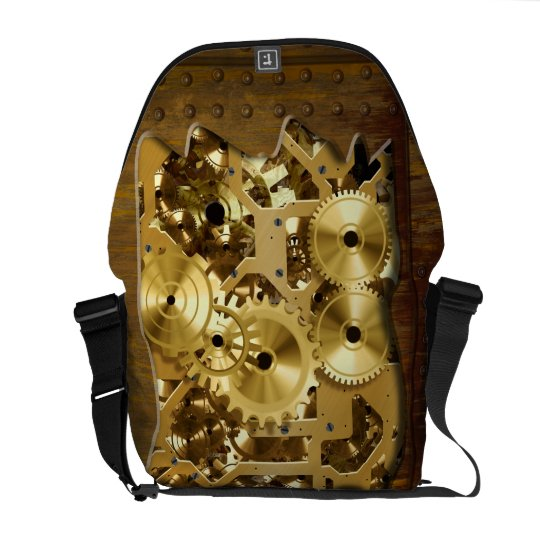 Radical Steampunk 3 Messenger Bags