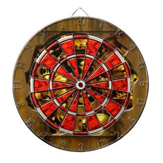 Radical Steampunk 3A Dart Board