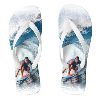 Radical Surfer 1B Flip Flops
