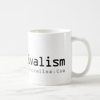 Radical Survivalism Mug