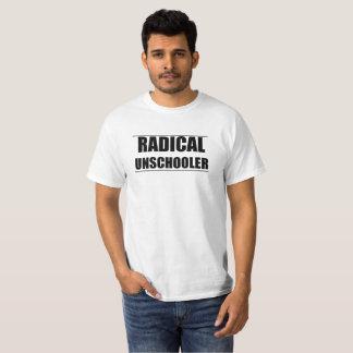 Radical Unschooler Unisex Tee