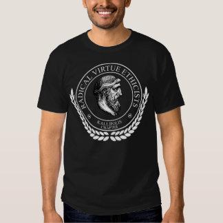 Radical Virtue Ethicists - Kallipolis Chapter T-shirt
