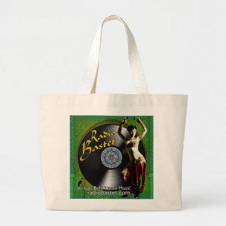 Radio Bastet Tote Bag