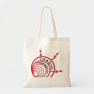 Radio Dispatch tote bag