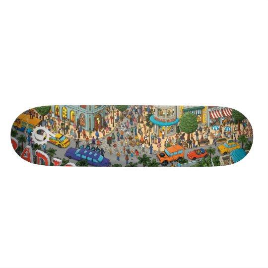 RADIO DRIVE SICKS: PEDAL STORE ver. Skateboards