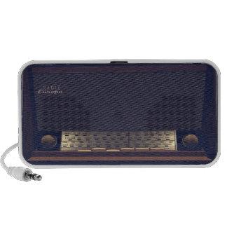 Radio Europa Speaker System
