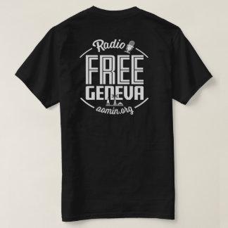 Radio Free Geneva T-Shirt (Black)