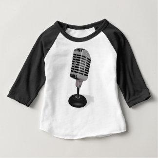 Radio Microphone Baby T-Shirt