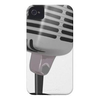 Radio Microphone Case-Mate iPhone 4 Case