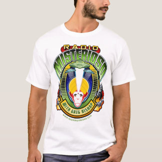 Radio Misterioso official shirt #2 - Simian