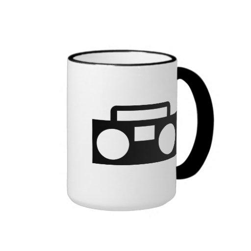 Radio Music Coffee Mug