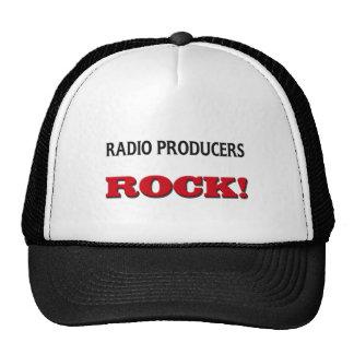 Radio Producers Rock Trucker Hat