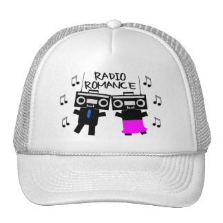Radio Romance Trucker Hat