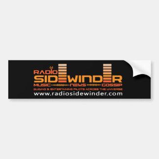 Radio Sidewinder Bumper Sticker