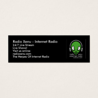 Radio Xenu Profile Cards
