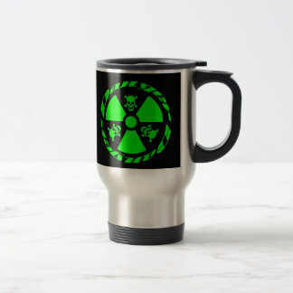 Radioactive Coffee Travel Mug