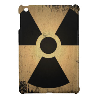Radioactive danger iPad mini cover