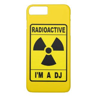 Radioactive DJ Case-Mate iPhone Case