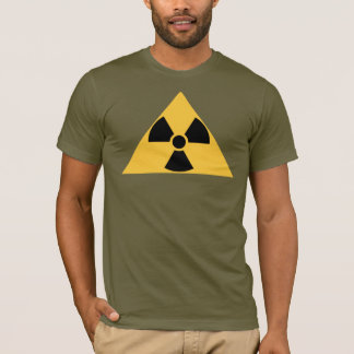 Radioactive Emblem American Apparel T-Shirt