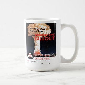 """""""Radioactive Fallout"""" Mug"""