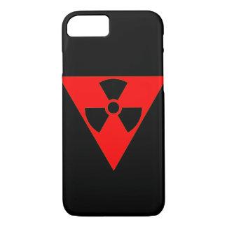 Radioactive Fire Symbol iPhone 7 Case