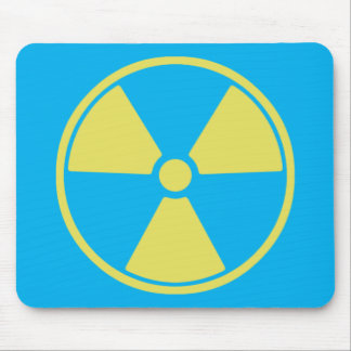 Radioactive Mouse Pad