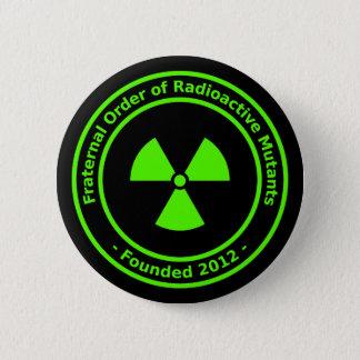 Radioactive Mutants Button