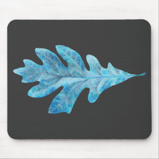 RADIOACTIVE Oak Leaf Pad Mouse Pad