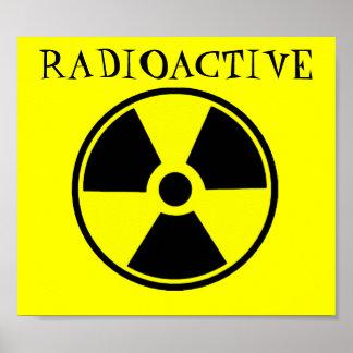 Radioactive Poster