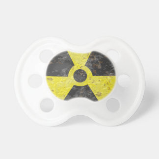 Radioactive Sign 2 Pacifier