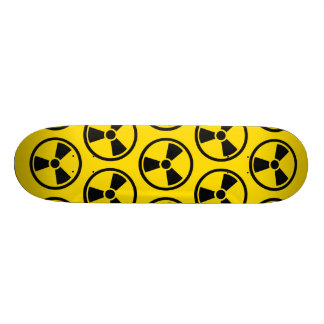 Radioactive Skateboard