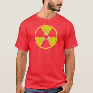 radioactive symbol version 1 T-Shirt