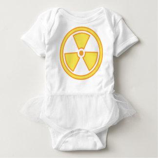 Radioactive Warning Baby Bodysuit