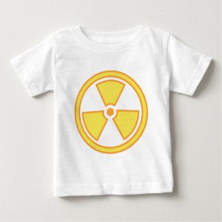 Radioactive Warning Baby T-Shirt