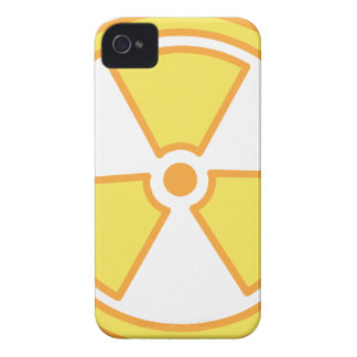 Radioactive Warning Case-Mate iPhone 4 Cases