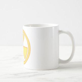 Radioactive Warning Coffee Mug