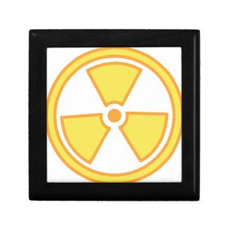 Radioactive Warning Gift Box
