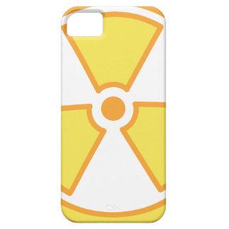 Radioactive Warning iPhone 5 Cases