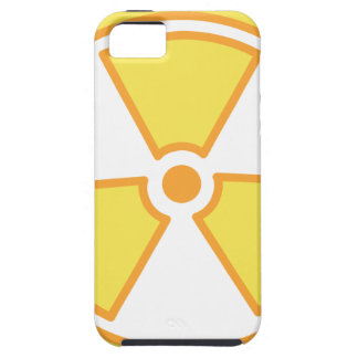 Radioactive Warning iPhone 5 Cover